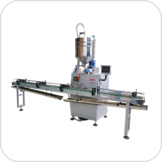 Fully automatic PS118 liquid filling can